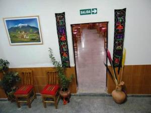 Hotel Frontera, Hotely  La Quiaca - big - 14