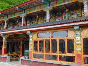 梅朵康桑藏式主題青年客棧 (Meido Kamsa Tibetan Inn)