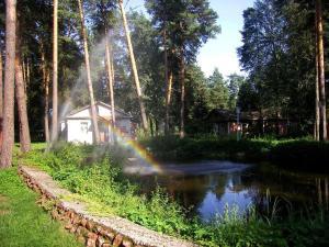 База отдыха Жёлтая Гора - фото 2