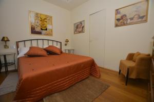 Villa Shanti, Vily  Menaggio - big - 10