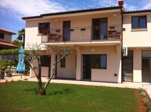 Solaria Apartments Porec