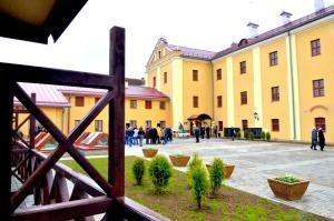 Отель Монастырский - фото 8