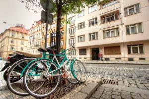 Kampa Park Apartment, Ferienwohnungen  Prag - big - 4