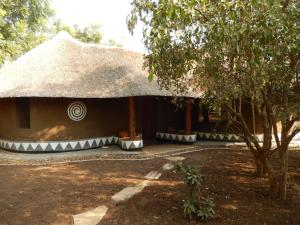 Munga Eco-Lodge, Kunyhók  Livingstone - big - 13