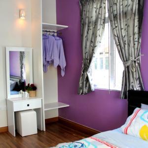 Melaka Downtown Guesthouse Apartment, Apartmány  Melaka - big - 44