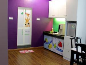 Melaka Downtown Guesthouse Apartment, Apartmány  Melaka - big - 53