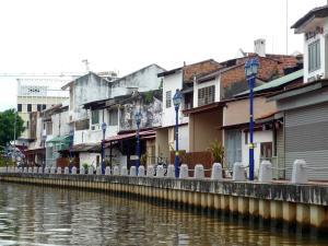 Melaka Downtown Guesthouse Apartment, Apartmány  Melaka - big - 47