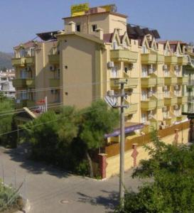 Мармарис - Marsyas Hotel