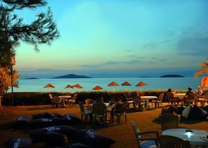Apart Hotel Ege, Penziony  Ayvalık - big - 49