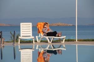 Apart Hotel Ege, Penziony  Ayvalık - big - 40