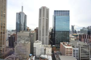 Apartments Melbourne Domain - CBD Paris End - Melbourne CBD, Victoria, Australia