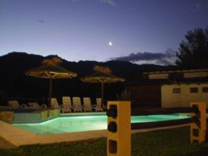 Cabañas Rio Mendoza, Chaty v prírode  Cacheuta - big - 1