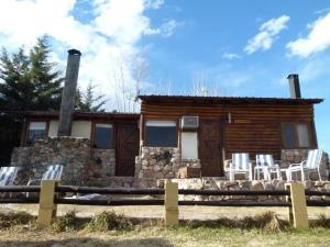 Cabañas Rio Mendoza, Chaty v prírode  Cacheuta - big - 21