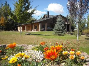 Cabañas Rio Mendoza, Chaty v prírode  Cacheuta - big - 4