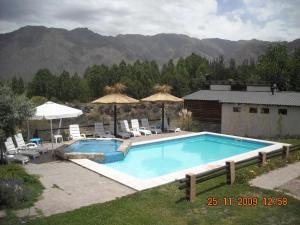 Cabañas Rio Mendoza, Chaty v prírode  Cacheuta - big - 3