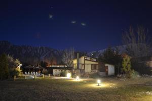 Cabañas Rio Mendoza, Chaty v prírode  Cacheuta - big - 19