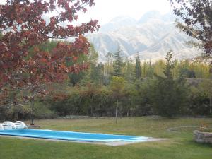 Cabañas Rio Mendoza, Chaty v prírode  Cacheuta - big - 16