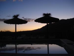Cabañas Rio Mendoza, Chaty v prírode  Cacheuta - big - 5