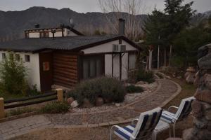 Cabañas Rio Mendoza, Chaty v prírode  Cacheuta - big - 14