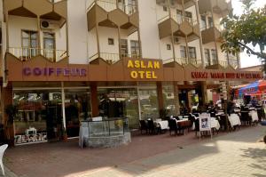 Аланья - Aslan Hotel