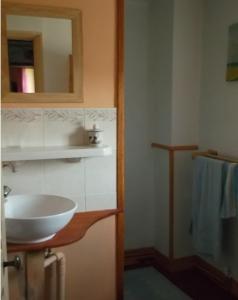 Chambres et Tables d'hôtes à l'Auberge Touristique, Bed & Breakfast  Meuvaines - big - 8