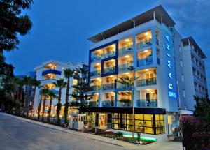 Аланья - Kleopatra Ramira Hotel - All Inclusive