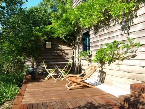 Gîte Au Jardin, Nyaralók  Meilhan-sur-Garonne - big - 9