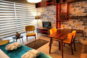 Chakra Suites Levent-Metro, Aparthotels  Istanbul - big - 5