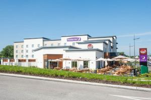 Сток-он-Трент - Premier Inn Stoke on Trent - Hanley