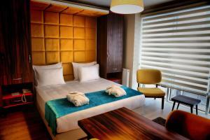 Chakra Suites Levent-Metro, Aparthotels  Istanbul - big - 6