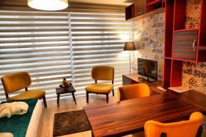 Chakra Suites Levent-Metro, Aparthotels  Istanbul - big - 7
