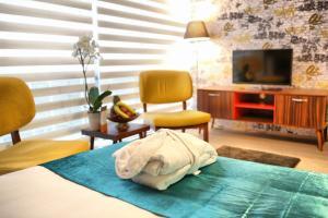 Chakra Suites Levent-Metro, Aparthotels  Istanbul - big - 1