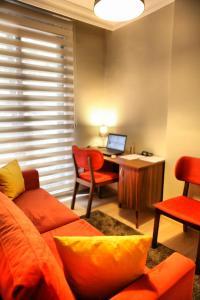 Chakra Suites Levent-Metro, Aparthotels  Istanbul - big - 16
