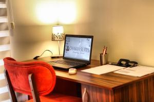 Chakra Suites Levent-Metro, Aparthotels  Istanbul - big - 17