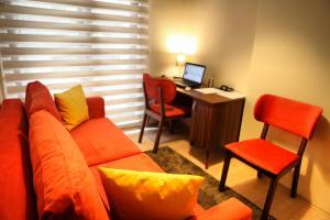 Chakra Suites Levent-Metro, Aparthotels  Istanbul - big - 18