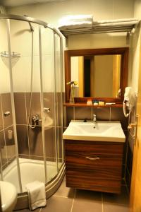 Chakra Suites Levent-Metro, Aparthotels  Istanbul - big - 19