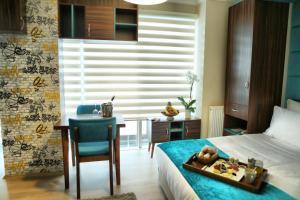 Chakra Suites Levent-Metro, Aparthotels  Istanbul - big - 23