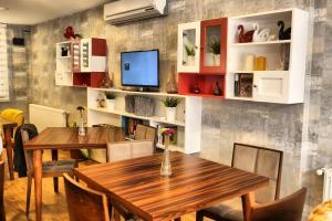Chakra Suites Levent-Metro, Aparthotels  Istanbul - big - 28