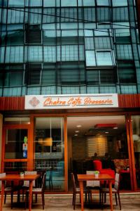Chakra Suites Levent-Metro, Aparthotels  Istanbul - big - 31