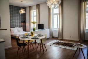 (Baross Boutique Apartman)