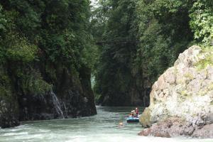 Pacuare River Lodge, Лоджи  Bajo Tigre - big - 12
