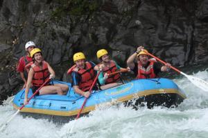 Pacuare River Lodge, Лоджи  Bajo Tigre - big - 13