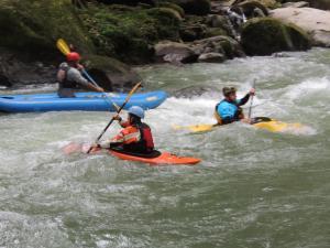 Pacuare River Lodge, Лоджи  Bajo Tigre - big - 17
