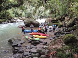 Pacuare River Lodge, Лоджи  Bajo Tigre - big - 18
