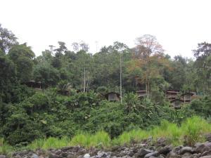 Pacuare River Lodge, Лоджи  Bajo Tigre - big - 19
