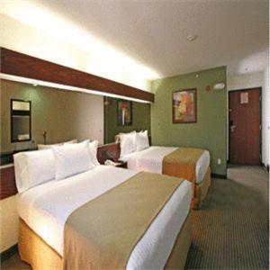 Microtel Inn and Suites by Wyndham Juarez, Hotel  Ciudad Juárez - big - 7