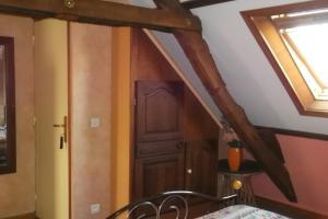 Chambres et Tables d'hôtes à l'Auberge Touristique, Bed & Breakfast  Meuvaines - big - 9