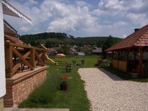 Bakonyi Csillag Vendégház Bakonybél