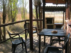Elands River Lodge, Kunyhók  Machadodorp - big - 2