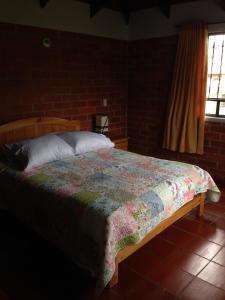 Cabaña Campestre El Refugio, Vily  Paipa - big - 16